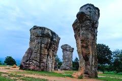 Morhinkhao泰国的Stonehenge 库存图片