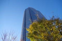 Mori Tower no monte de Roppongi Foto de Stock