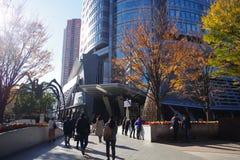 Mori Tower no monte de Roppongi Fotografia de Stock