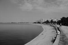 Moriimeer de levensstijl van het moriilandschap blokkeert blauwe cityscape ruimte van de de aardhemel van het vlaktenlandgoed van Stock Fotografie