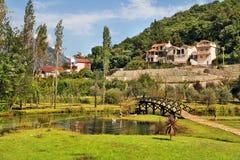 morin montenegro fotografia stock