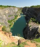 Morina quarry Royalty Free Stock Images