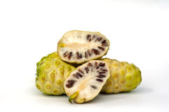 Morinda citrifolia Stock Photos