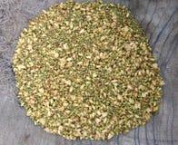 Moringa flowers. Ben-oil tree flowers, Moringa oleifera, sahanjana phool, murungai, the flower buds are cooked as vegetable, pods known as drumsticks added to royalty free stock photo