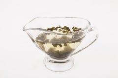 Moringa infusion medicinal plant Royalty Free Stock Photo