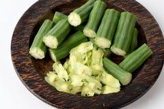 Moringa and seeds. Stock Photos