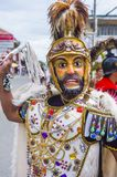 2018 Moriones Festival Royalty Free Stock Image