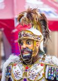2018 Moriones Festival Royalty Free Stock Photo