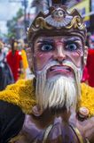 2018 Moriones Festival Royalty Free Stock Photography