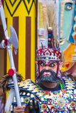 2018 Moriones Festival. BOAC , PHILIPPINES - MARCH 30 : Participant in the Moriones festival in Boac Marinduque island the Philippines. The Moriones festival Stock Photos