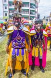 2018 Moriones Festival Royalty Free Stock Photos