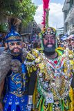 2018 Moriones Festival. BOAC , PHILIPPINES - MARCH 30 : Participants in the Moriones festival in Boac Marinduque island the Philippines. The Moriones festival Stock Photos