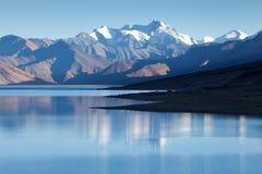 Moriri Tso. Himalayan lake Moriri Tso, Ladakh, Jammu and Kashmir, India Royalty Free Stock Photo