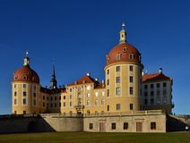 Moritz Castle, Saxony, Castle Royalty Free Stock Images
