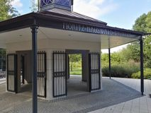 Moritz Hauswald Brunnen Immagini Stock Libere da Diritti