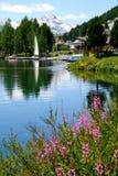 moritz jeziorny święty Zdjęcia Royalty Free