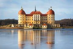 Moritzburg城堡 库存照片