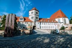 Moritzburg Галле Стоковые Изображения RF