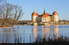 Moritzburg Castle Royalty Free Stock Images