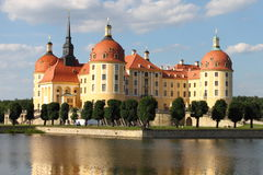 Moritzburg Castle Royalty Free Stock Photos