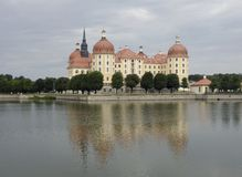 Moritzburg Castle Stock Photography