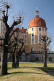 The Moritzburg Castle Stock Photos