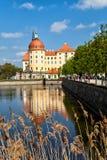 Moritzburg Castle in Germany Royalty Free Stock Photo