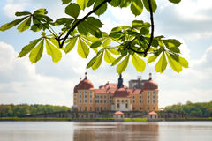 Moritzburg Castle (Germany) Royalty Free Stock Photography
