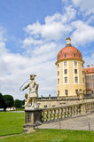 Moritzburg castle, Saxony (Germany) Royalty Free Stock Photography