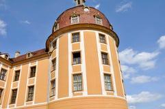 Moritzburg castle, Saxony (Germany) Royalty Free Stock Photography