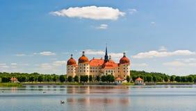 Moritzburg Castle Stock Image