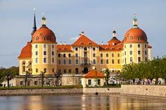 Moritzburg Castle today Stock Image