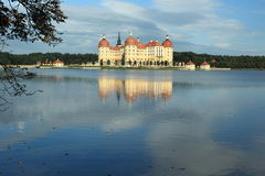 Moritzburg chateau Stock Images