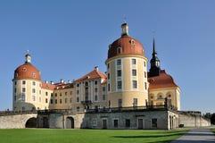 moritzburg de los schloss, Dresden Fotografía de archivo