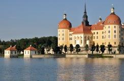 Moritzburg de Schloss, Dresden Fotografía de archivo libre de regalías
