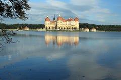 Moritzburg górska chata Obrazy Stock