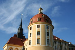 Moritzburg in Germany Royalty Free Stock Image