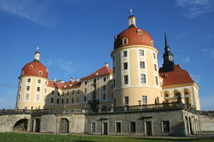 Moritzburg in Germany Royalty Free Stock Photography