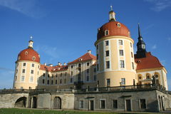 Moritzburg in Germany Stock Photography