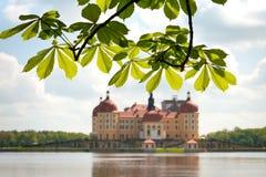 Moritzburg-Schloss (Deutschland) Lizenzfreie Stockfotografie