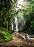 Mork fah waterfall Royalty Free Stock Images
