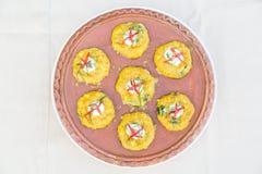 Mork tailandés de Hor del krouqe del nom de ka de la comida Fotografía de archivo