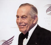 Morley Safer Royaltyfria Bilder
