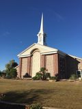 Mormon Church. In the town of Gilbert, Arizona Royalty Free Stock Images