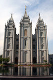 Mormon Temple Royalty Free Stock Image