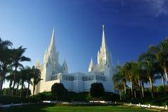 Mormon Temple Stock Photos