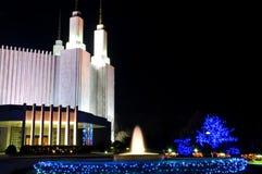 Mormon Temple - Washington DC - 3 Stock Photos
