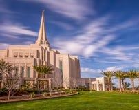 Mormon Tempple Stock Photography