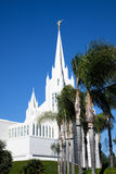 Mormons Temple Stock Image