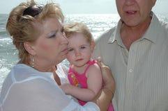 mormor Royaltyfri Bild